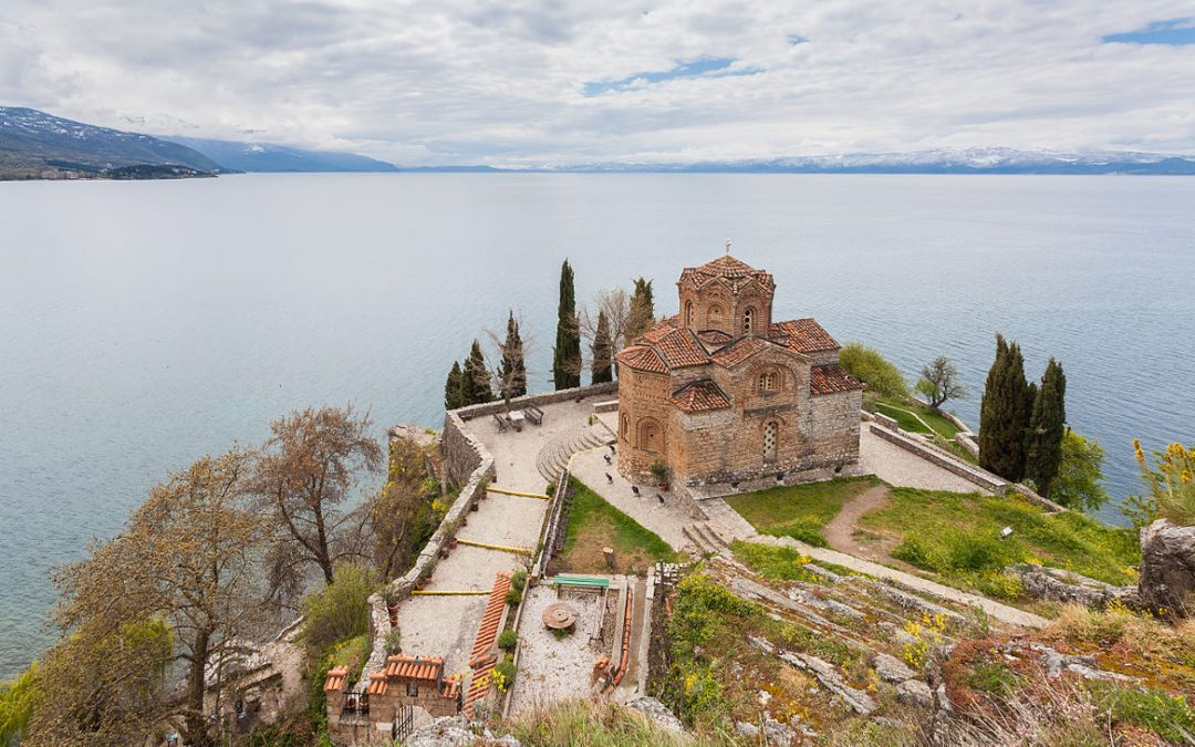 The Beauties Of Ohrid
