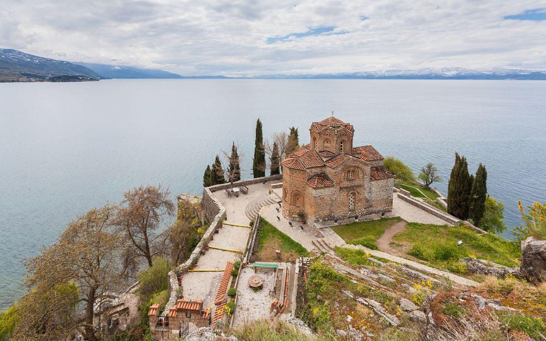 Убавините на Охрид